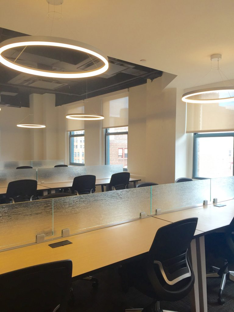 The New CoWorking Space At Corporate Suites Business Centers - 2 Park Avenue NYC