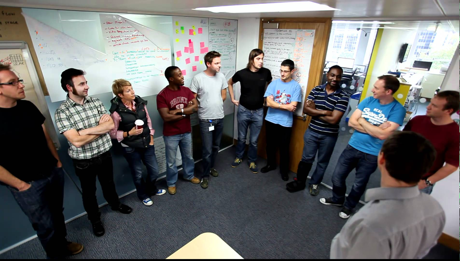scrum-standup-meetings