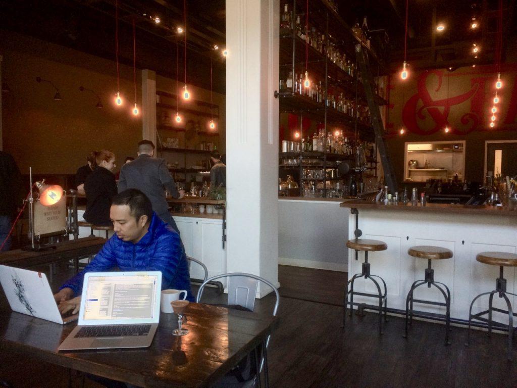 salem coffee shop