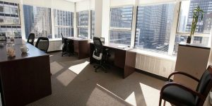 NYC Law Firm Coworking Space