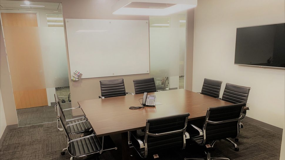1001 Avenue of the Americas Meeting Room