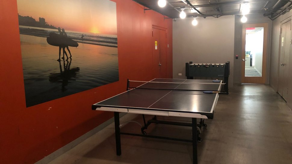 2 Park Avenue Ping Pong & Foosball