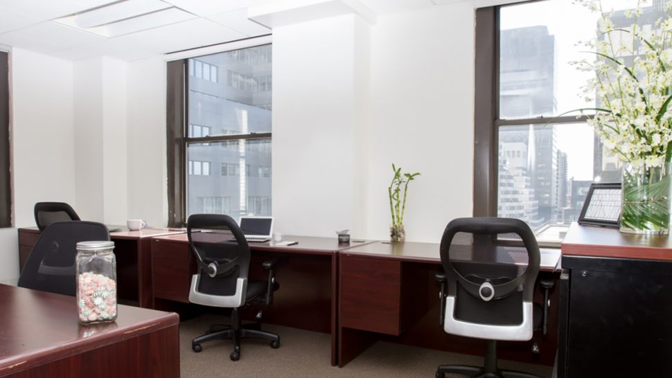275 Madison Avenue Team Room