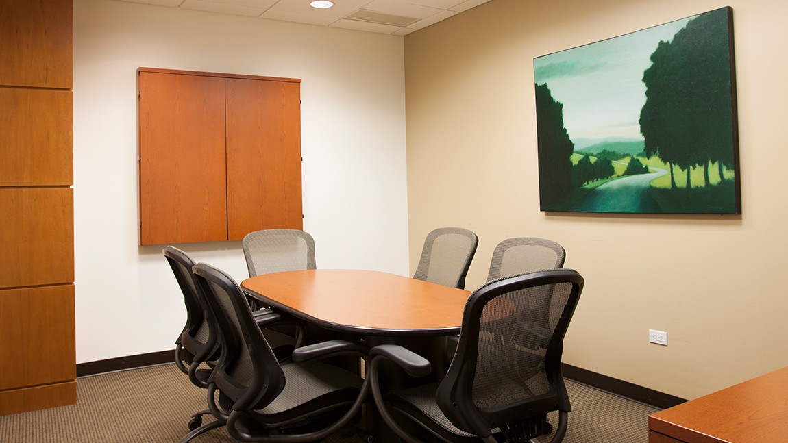 275 Madison Avenue Meeting Room
