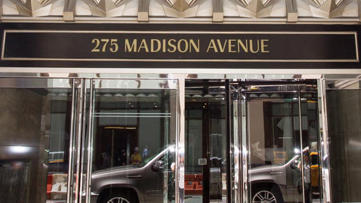 275 Madison Avenue Entrance 2