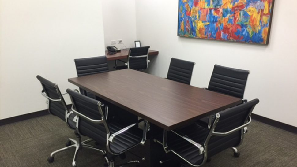 641 Lexington Avenue Meeting Room
