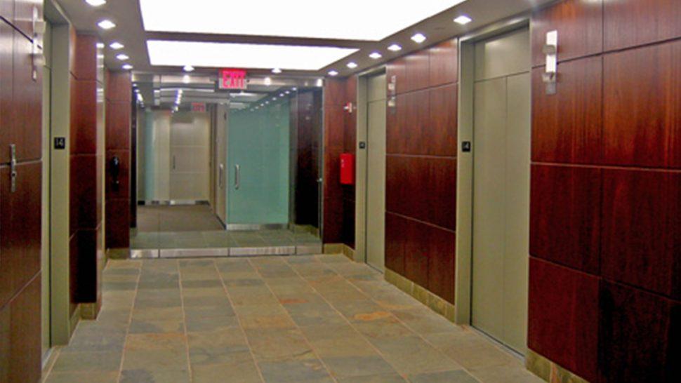 641 Lexington Avenue Elevator Lobby
