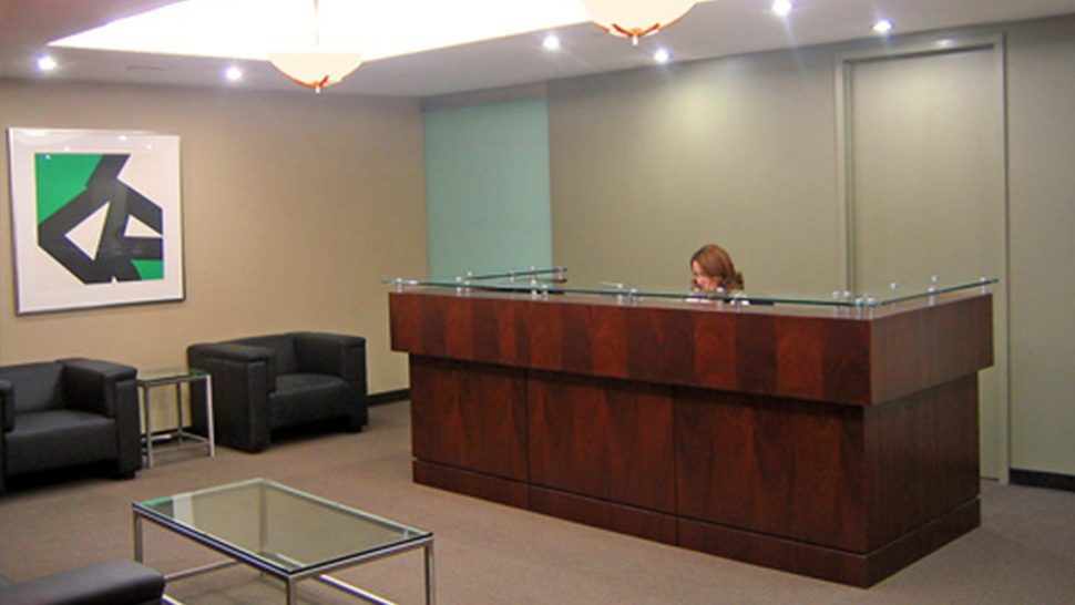 641 Lexington Avenue Reception