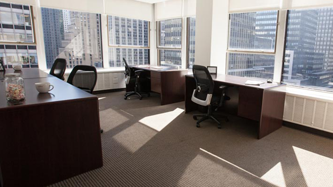 757 Third Avenue Team Office Space