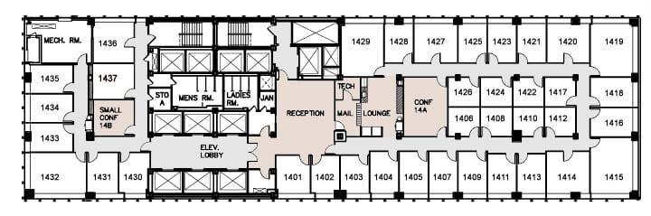 Rent Office Space At 641 Lexington Avenue Midtown East