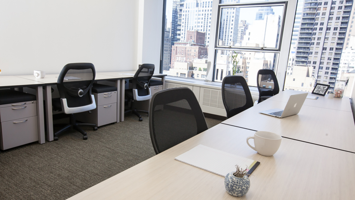 641 Lexington Avenue Team Office Space