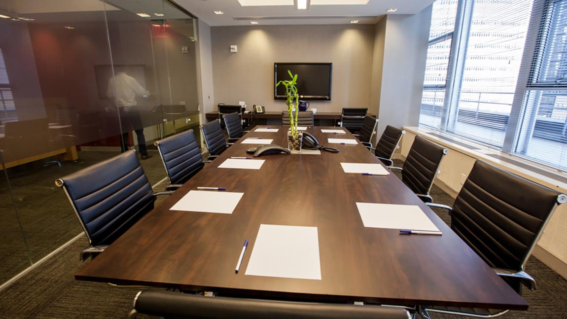 641 Lexington Avenue Conference Room