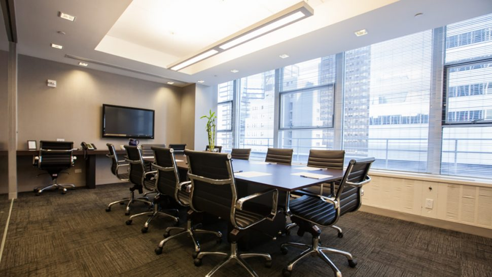 641 Lexington Avenue Conference Space