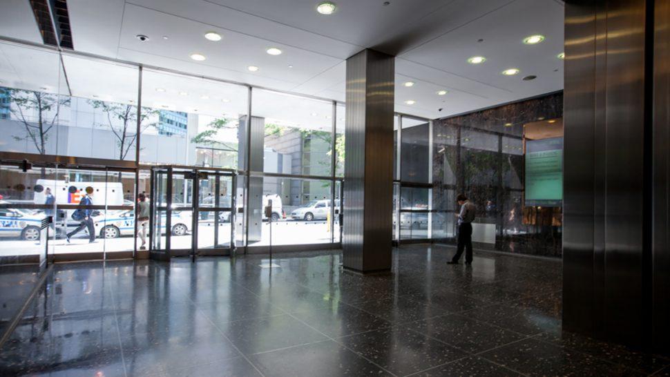 641 Lexington Avenue Lobby