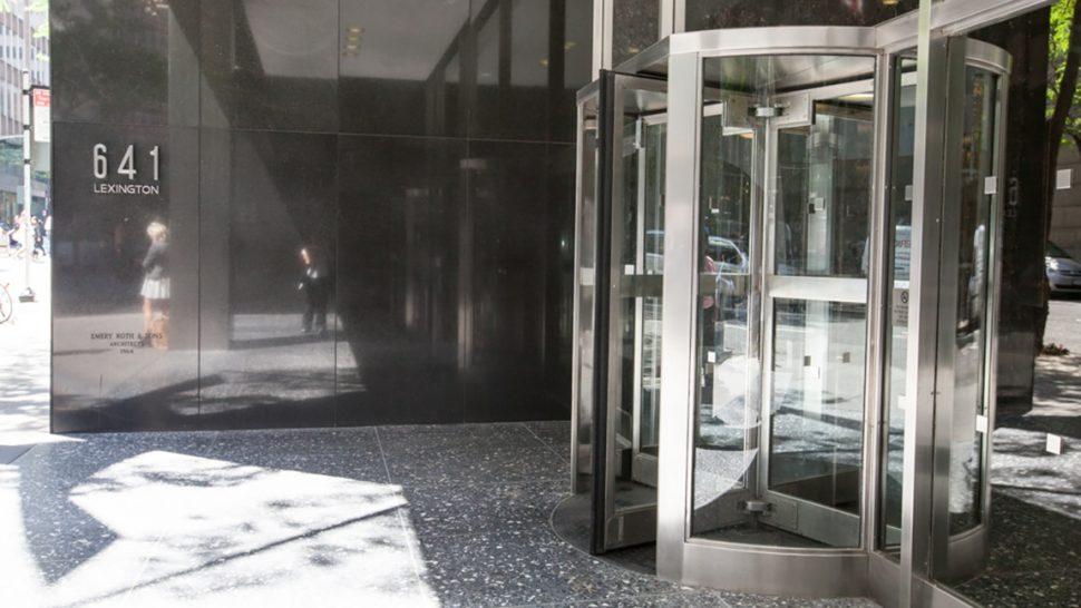 641 Lexington Avenue Entrance