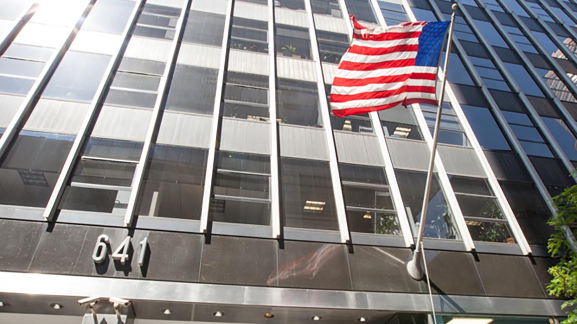 Rent Office Space At 641 Lexington Avenue Midtown East Corporate Suites