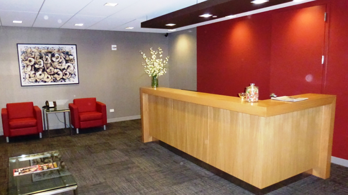 641 Lexington Avenue Reception