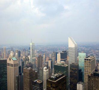 midtown ny skyline